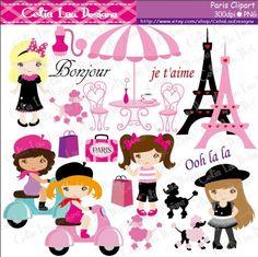 Image result for paris france clipart