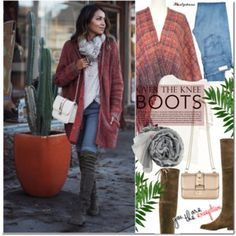 Rock On: Over-The-Knee Boots