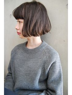ロマリア(Lomalia) 【Lomalia表参道/原宿】☆ セクシー・ラフボブ ☆ Asian Short Hair, Medium Short Hair, Short Hair Cuts, Short Hair Styles, Love Hair, Great Hair, Short Hairstyles For Women, Cute Hairstyles, Hair Inspo