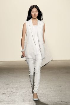 Tess Giberson Spring 2013 Look19