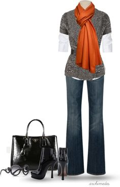 """A Little Prada"" by archimedes16 on Polyvore"