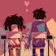 Kagerou Project (Mekakucity Actors) otp takane x haruka Cute Scene Girls, Manga Anime, Kagerou Project, Manga Couple, Cute Anime Couples, Teen Couples, My Spirit Animal, Actors, The Villain