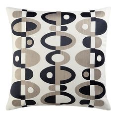 Crate and Barrel pillow