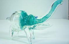 pipa de vidrio elefante