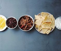 Beer-Braised Carnitas Recipe, Epicurious.com - this might be the perfect carnitas recipe I've been looking for!