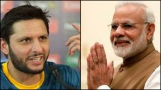 Pakistan wants to play against India, but it's uphill because of the Modi Government: Shahid Afridi Kapil Dev, Shahid Afridi, Always Be Positive, Latest Cricket News, Indian Government, India And Pakistan, Big Challenge, Play