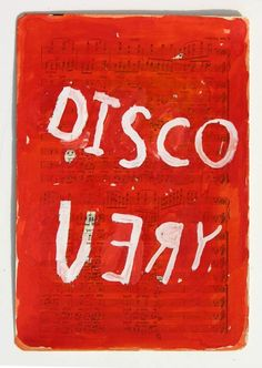 'very disco' or 'discovery'? either way its fun :)