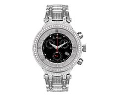 Joe Rodeo Watches Mens Master Diamond Watch 7.35ct « Clothing Adds for your desire