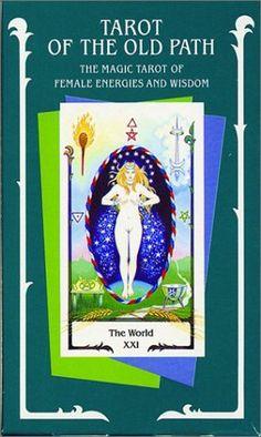 Tarot of the Old Path de Sylvia Gainsford http://www.amazon.fr/dp/0880794909/ref=cm_sw_r_pi_dp_H5Qbwb1RDW4T6