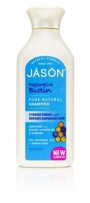 Jason Natural Products Biotin Shampoo-16 ounces by Jason Natural Products. $6.05. 16 ounces. Jason Natural Products Biotin Shampoo-16 ounces