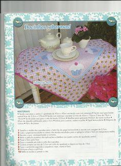 Craft Room: Toalha de mesa
