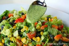 The Garden Grazer: 12 Must-Try Fresh, Colorful Salads