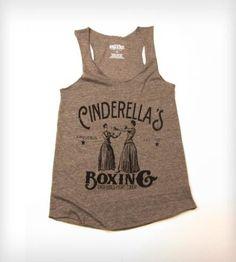 Cinderella's Boxing Tank