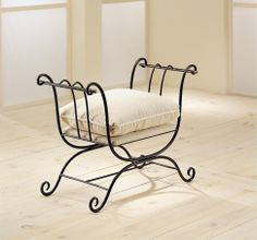 Jamuga de Forja Bastian #Ambar #Muebles #Deco #Interiorismo | http://www.ambar-muebles.com/jamuga-de-forja-bastian.html