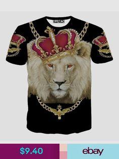 Femmes T-shirt Hommes 3D Imprimé à manches courtes Tee Tops Obama Pattern Summer Casual