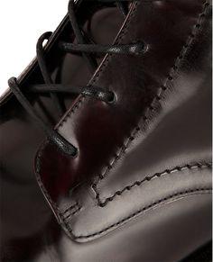 Boots en cuir | Chaussures | Comptoir des Cotonniers
