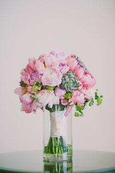 Como replantar as suculentas do bouquet Clube Noivas
