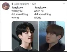 Just a bts memes story to make y'all smile 🙂 You are in the right place about Bts Memes hilarious Here we offer you the most beautiful pictures about the Bts Memes nuevos you are looking for. When you examine the Just a bts memes[. Jungkook Jeon, Kookie Bts, Jungkook Abs, Taehyung, Bts Memes Hilarious, Bts Funny Videos, Beatles, Bts Twt, Les Bts