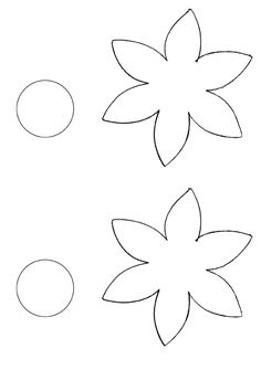 flower templates this site has all types of flower printable