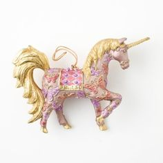 BubbleGoth Your Christmas Tree! Unicorn Christmas Ornament, Unicorn Ornaments, Christmas Ornaments, Christmas Trees, Viral Trend, Holiday Decor, Pink, Gifts, Favorite Things