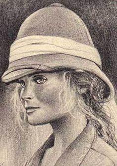 Bo Derek as Jane Parker Sketch Card Tarzan The Apeman ACEO by Rich Salvucci | eBay