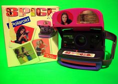 Vintage 90s Rare Spice Girls Polaroid by ThingsYoullLoveNLife, $35.75