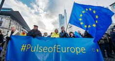 'Pulse of Europe rallies