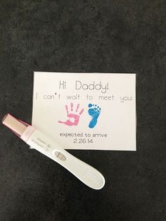 babyMaternity Magazine Cute Ways To Tell Your Husband You're Pregnant