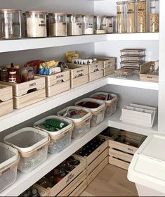 39 Kitchen Pantry Storage Organization Ideas Help You Save Space – Page 5