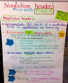 I need an example of expository writing note taking?