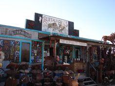 Favorite place to buy decorative pots, iron work, Cave Creek AZ