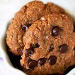 Cookies de quinoa y chocolate