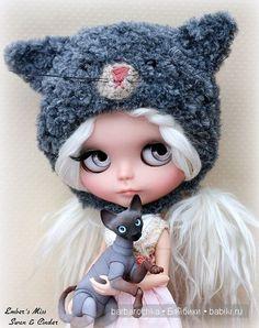 Моя мечта, - кастомная БЛАЙЗ... Очень много фото !!! / BJD - шарнирные куклы БЖД / Бэйбики. Куклы фото. Одежда для кукол