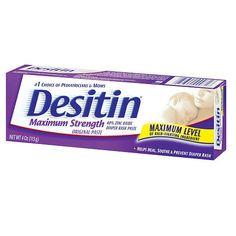 """Desitin Ointment - 4 Ounce - Johnson & Johnson - Babies """"R"""" Us"""