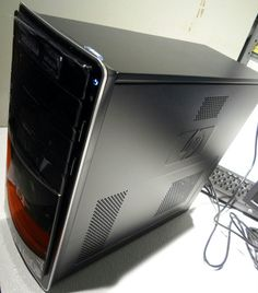 HP Pavilion p6823wb Desktop PC Black Windows 7 $300 Value