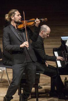 Wenn Garrett seinen Fans Brahms erklärt   Südwest Presse Online