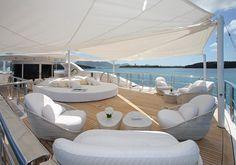 Fendi yacht Lady Lara by Benetti - Seatech Marine Products / Daily Watermakers