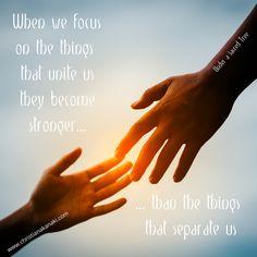 When we focus on the things that unite us they become stronger than the things that separate us.  #positivethought #positivenergy #positivevibes #healingenergy #energyhealer #reikihealing #reikiteacher #reikihealer #lawofabundance #spiritualenergy #spiritualhealing #ascension #selfhelp #meditation #reiki #shamballa #channeling #session #seminar #attunement #usui #karuna #archangeliclove #archangels #archangelicreiki #healingmeditation #all_one #love #unite #under_a_sacred_tree