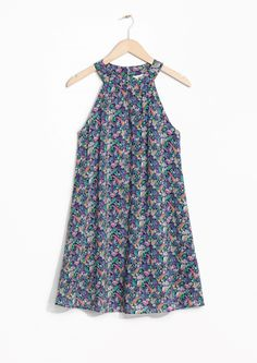 & Other Stories | A-line Halter Dress