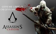 Give me liberty, Or give me death. ACIII