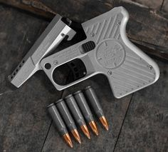 18.7 тыс. отметок «Нравится», 146 комментариев — Gun Freaks (@gunfreaks) в Instagram: «Follow @ReadyGunner   Would you shoot this Heizer 7.62x39 handgun?»
