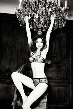 Image result for Ellen von Unwerth wonderland magazine rollin spring 17 issue