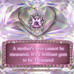 Mother's Love | Jewels Art Creation