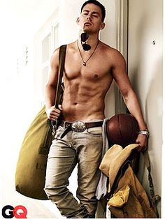 oh hey channing.