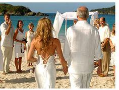 A St. Thomas Wedding