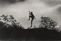 André Kertész -The Dancing Faun (1919)