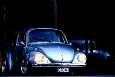 Christian Stelzer's VW Beetle 1303 RS www.vw1303rs.de