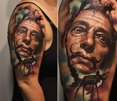 Cool Salvador Dali piece.