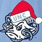 UNC Tar Heels Christmas Carolina Pride, Carolina Blue, Basketball Teams, Football Team, Cornhole Designs, Unc Chapel Hill, Unc Tarheels, University Of North Carolina, Tar Heels