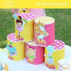 Resultado de imagem para kits freebies grátis de circo colorido para menina